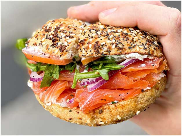 Get Breakfast Bagels At Your Place In No Time