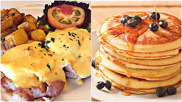 Order Delicious Breakfast Catering Service From The Restaurant