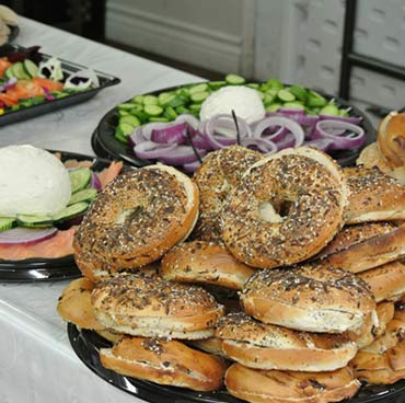 Bagelicious catering